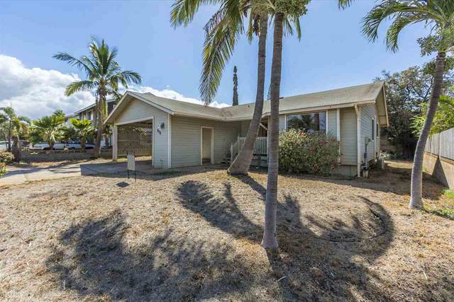 512 Kaiwahine St, Kihei, HI 96753 (MLS #389000) :: Maui Estates Group