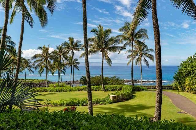 1 Bay Dr #2202, Lahaina, HI 96761 (MLS #389001) :: Hawai'i Life