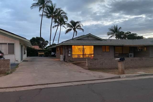 160 Hoano Pl, Kihei, HI 96753 (MLS #389014) :: Keller Williams Realty Maui