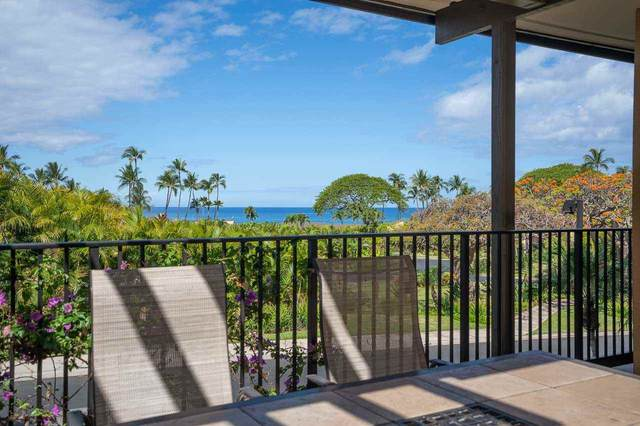 3600 Wailea Alanui Dr #801, Kihei, HI 96753 (MLS #389022) :: Team Lally