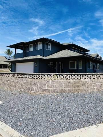 116 Kuualoha St St, Kahului, HI 96732 (MLS #389024) :: Corcoran Pacific Properties