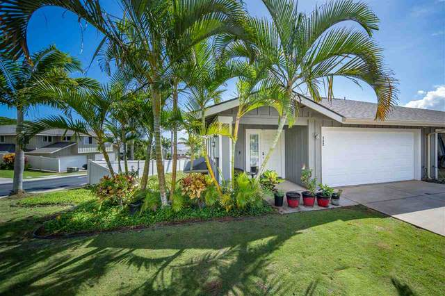 132 Eulu St #85, Wailuku, HI 96793 (MLS #389029) :: Keller Williams Realty Maui