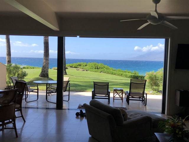 4850 Makena Alanui Rd F110, Kihei, HI 96753 (MLS #389034) :: Keller Williams Realty Maui