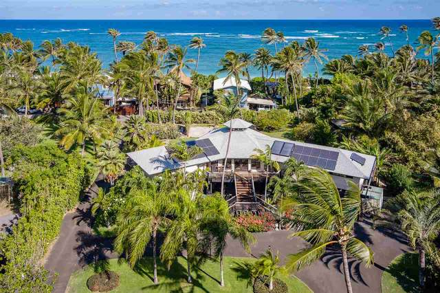 581 Stable Rd, Paia, HI 96779 (MLS #389053) :: Maui Lifestyle Real Estate | Corcoran Pacific Properties