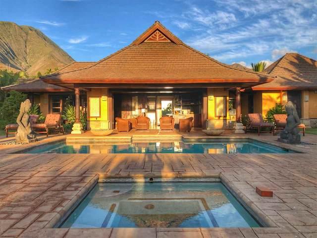 176 Awaiku St, Lahaina, HI 96761 (MLS #389057) :: Maui Estates Group