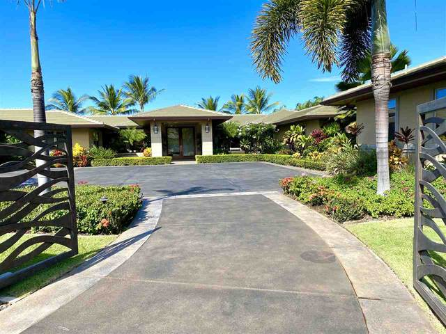 12 Pohuehue Pl, Kihei, HI 96753 (MLS #389071) :: Team Lally