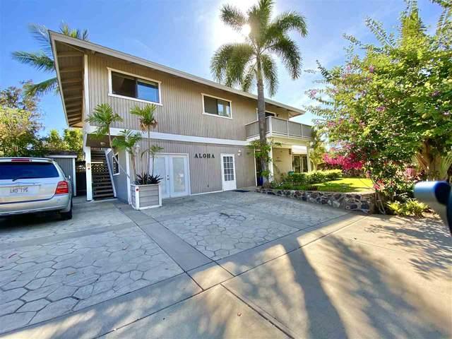 284 Ohina Pl, Kihei, HI 96753 (MLS #389073) :: Keller Williams Realty Maui