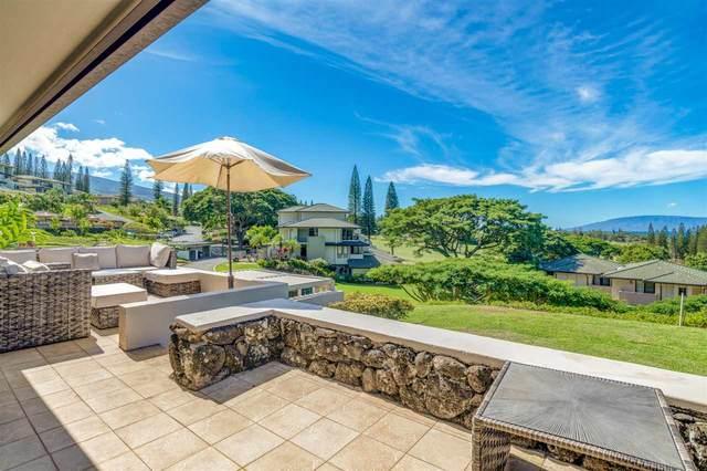 500 Kapalua Dr 19P1-2, Lahaina, HI 96761 (MLS #389077) :: LUVA Real Estate