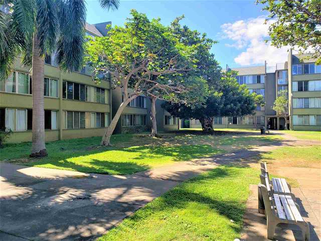 111 Kahului Beach Rd A303, Kahului, HI 96732 (MLS #389102) :: Keller Williams Realty Maui