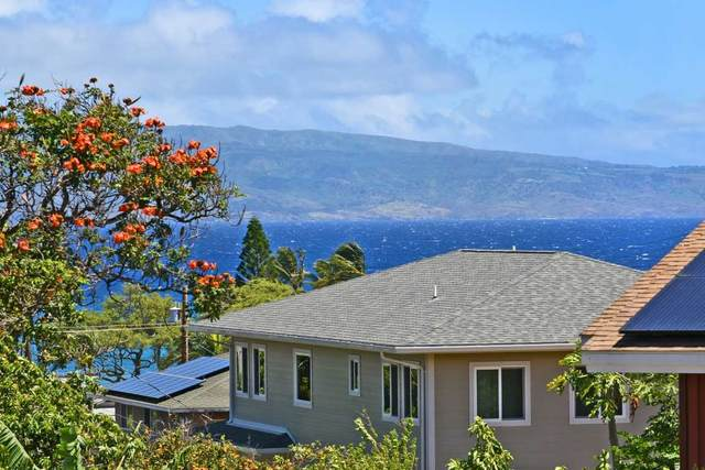 71 Wena Pl A, Lahaina, HI 96761 (MLS #389108) :: Maui Estates Group