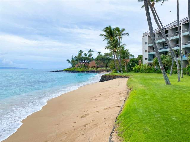 3875 Lower Honoapiilani Rd A205, Lahaina, HI 96761 (MLS #389112) :: Maui Estates Group
