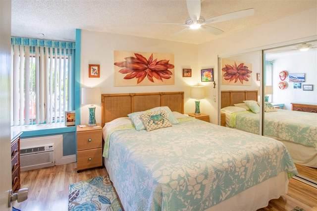 1010 Front St D106, Lahaina, HI 96761 (MLS #389122) :: LUVA Real Estate