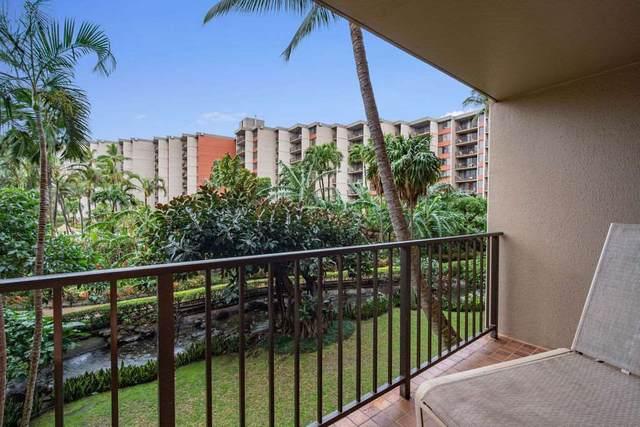 3445 Lower Honoapiilani Rd #245, Lahaina, HI 96761 (MLS #389123) :: Hawai'i Life