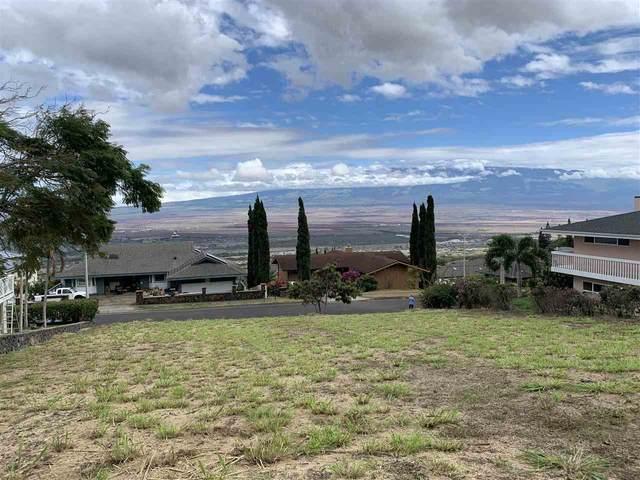 548 Hiilei Pl, Wailuku, HI 96793 (MLS #389127) :: Hawai'i Life