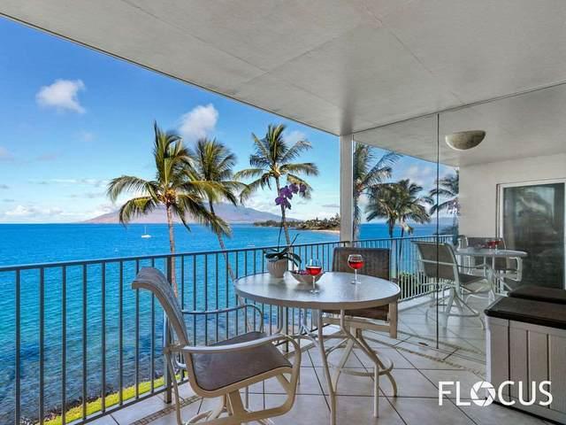 2430 S Kihei Rd #512, Kihei, HI 96753 (MLS #389131) :: LUVA Real Estate
