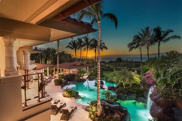 120 Kaimanu Pl, Kihei, HI 96753 (MLS #389170) :: Corcoran Pacific Properties