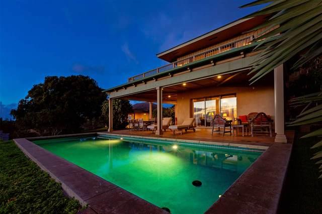 75 Ikena Kai Pl, Kula, HI 96790 (MLS #389190) :: Keller Williams Realty Maui