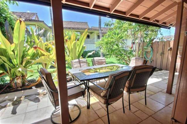139 Pualei Dr 139-3, Lahaina, HI 96761 (MLS #389199) :: Corcoran Pacific Properties