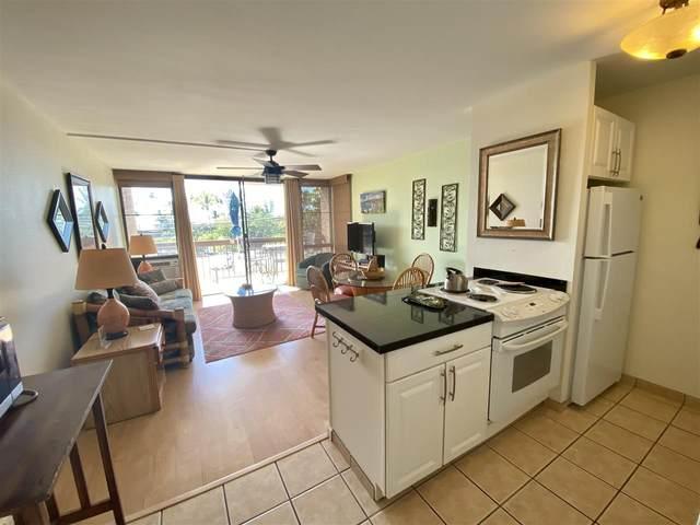 2191 S Kihei Rd #1218, Kihei, HI 96753 (MLS #389203) :: LUVA Real Estate