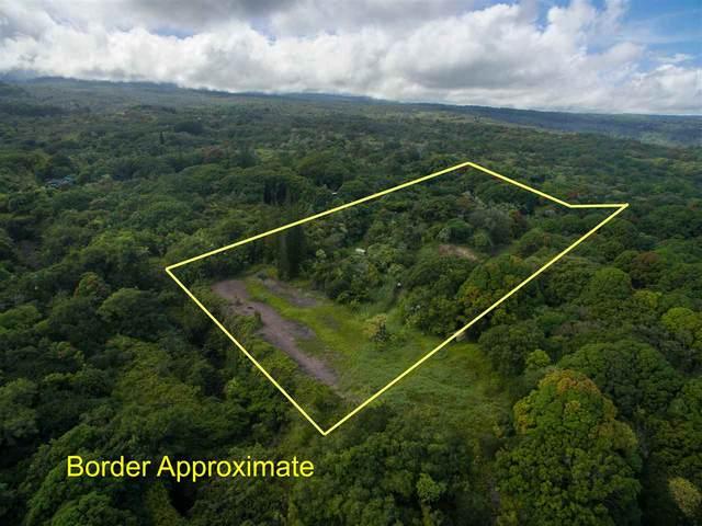 836 Nahiku Rd, Hana, HI 96713 (MLS #389210) :: Coldwell Banker Island Properties