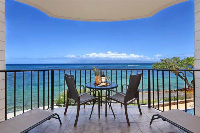 4471 Lower Honoapiilani Rd #303, Lahaina, HI 96761 (MLS #389217) :: Maui Estates Group
