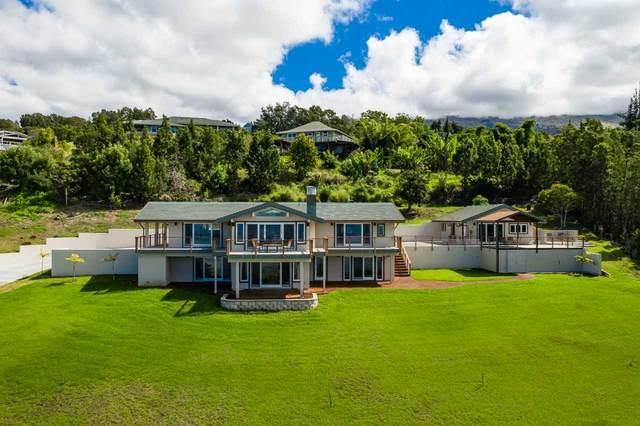 1-5287 Haleakala Hwy, Kula, HI 96790 (MLS #389228) :: LUVA Real Estate