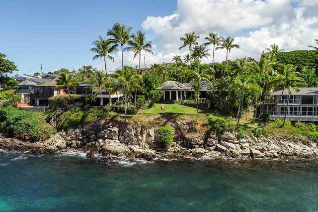 5157 Lower Honoapiilani Rd, Lahaina, HI 96761 (MLS #389234) :: Corcoran Pacific Properties