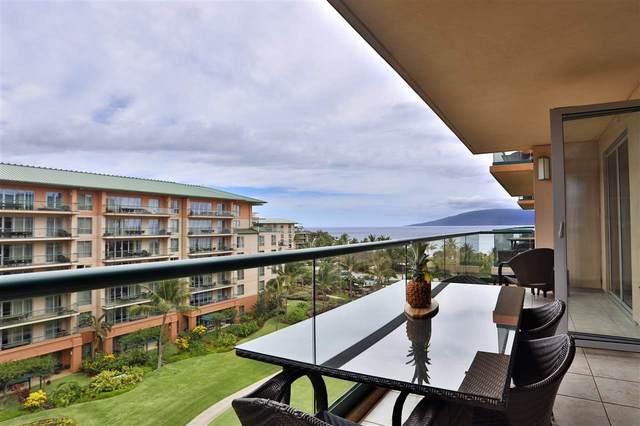 130 Kai Malina Pkwy Nr643, Lahaina, HI 96761 (MLS #389238) :: Hawai'i Life