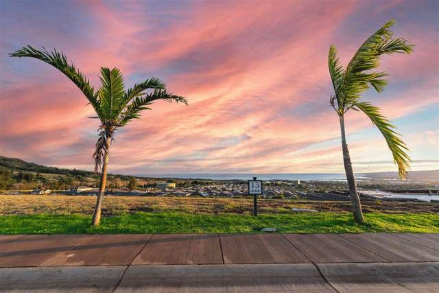 N La'ikeha Pl #15, Wailuku, HI 96793 (MLS #389240) :: Corcoran Pacific Properties