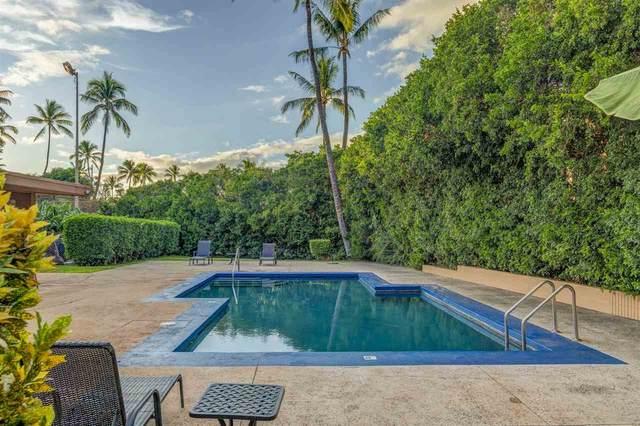 3660 Lower Honoapiilani Rd #306, Lahaina, HI 96761 (MLS #389245) :: Hawai'i Life