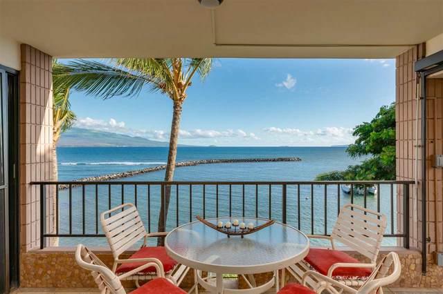 30 Hauoli St #410, Wailuku, HI 96793 (MLS #389249) :: LUVA Real Estate