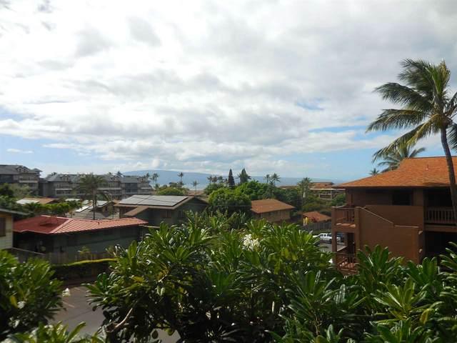 3740 Lower Honoapiilani Rd C202, Lahaina, HI 96761 (MLS #389251) :: Hawai'i Life