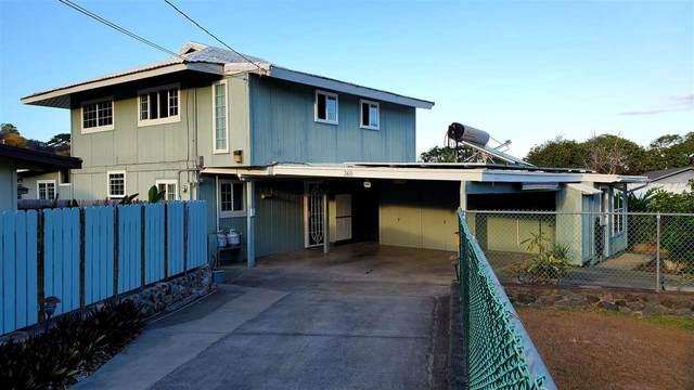 360 Konahea St, Wailuku, HI 96793 (MLS #389265) :: LUVA Real Estate