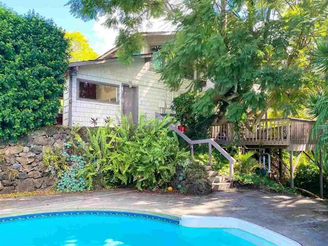 4074 Lower Kula Rd, Kula, HI 96790 (MLS #389266) :: 'Ohana Real Estate Team