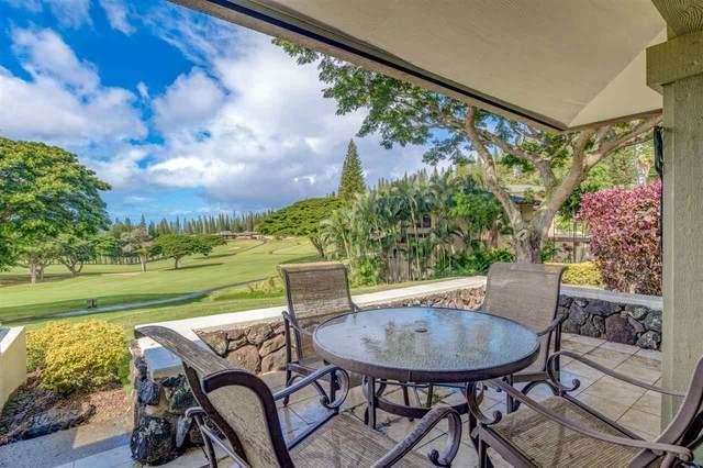500 Kapalua Dr 16P5-6, Lahaina, HI 96761 (MLS #389295) :: LUVA Real Estate