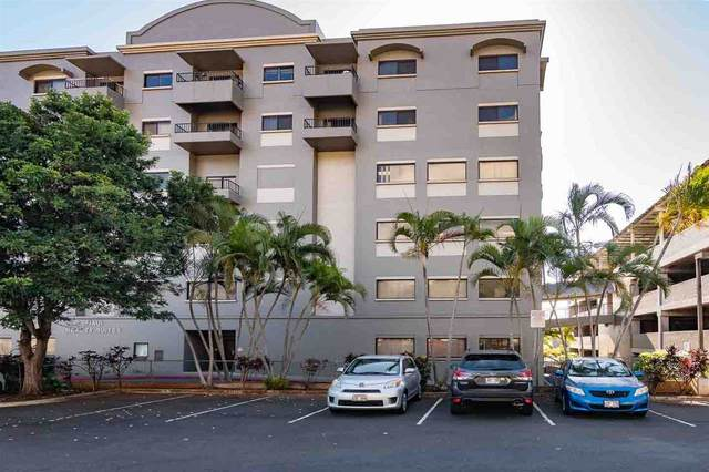 1885 Main St #507, Wailuku, HI 96793 (MLS #389314) :: Keller Williams Realty Maui