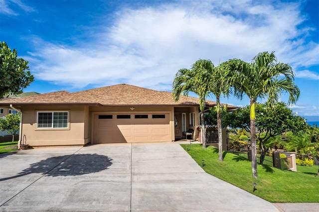 171 Kahana Ridge Dr #120, Lahaina, HI 96761 (MLS #389330) :: Maui Estates Group