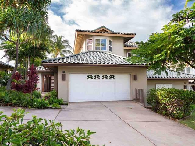 321 Kai Malu Pl 59A, Kihei, HI 96753 (MLS #389334) :: Coldwell Banker Island Properties