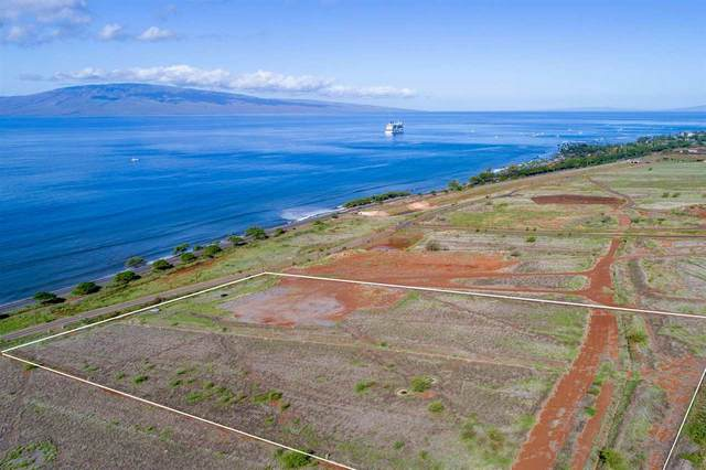 1612 Waianukole St Lot 5 Makila Ra, Lahaina, HI 96761 (MLS #389345) :: Keller Williams Realty Maui