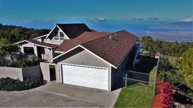 72 Aolewa Pl, Kula, HI 96790 (MLS #389346) :: Keller Williams Realty Maui