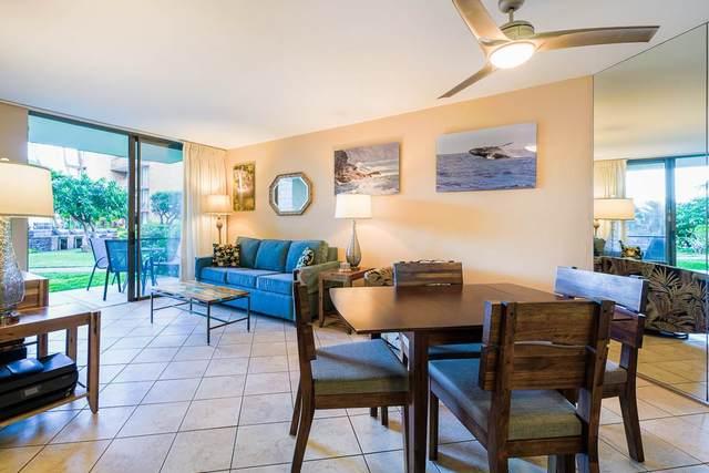 938 S Kihei Rd #128, Kihei, HI 96753 (MLS #389349) :: Coldwell Banker Island Properties