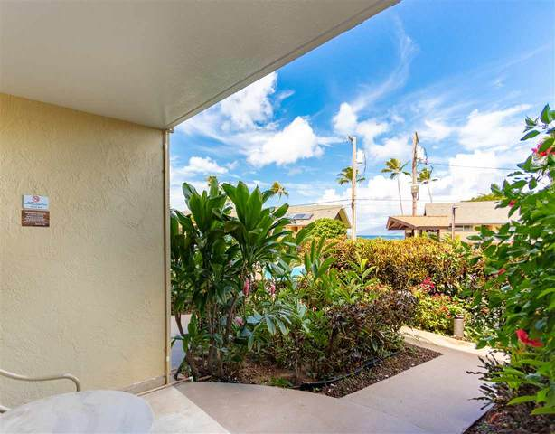 046 Hui Dr #107, Lahaina, HI 96761 (MLS #389366) :: Maui Estates Group