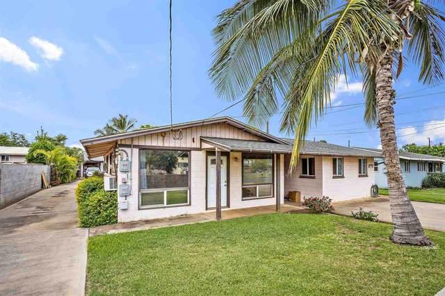 54 Eleu Pl, Kihei, HI 96753 (MLS #389368) :: Maui Lifestyle Real Estate | Corcoran Pacific Properties