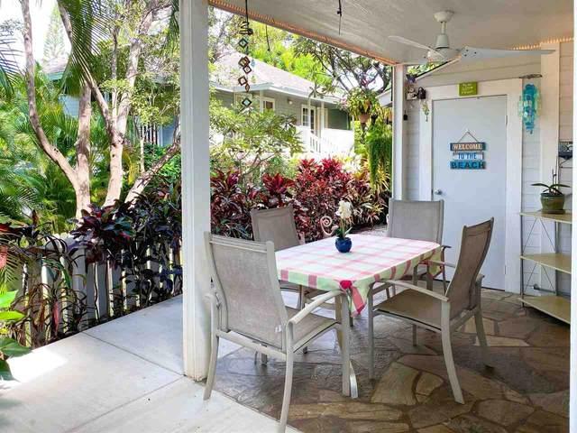 160 Keonekai Rd 21-104, Kihei, HI 96753 (MLS #389383) :: Corcoran Pacific Properties