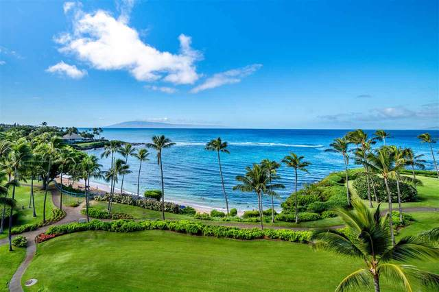 1 Bay Dr #1503, Lahaina, HI 96761 (MLS #389401) :: Maui Estates Group