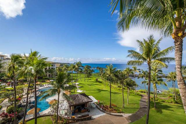 1 Bay Dr #2403, Lahaina, HI 96761 (MLS #389402) :: Keller Williams Realty Maui