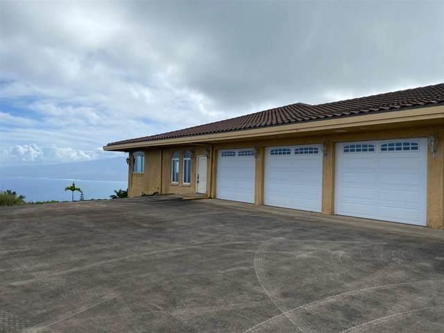 54 Hulumanu Pl, Wailuku, HI 96793 (MLS #389408) :: LUVA Real Estate