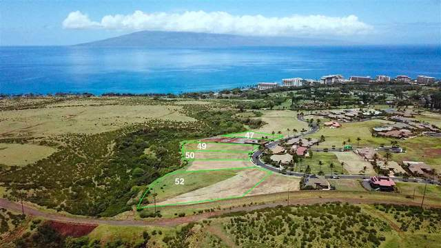 544 Anapuni Loop Lanikeha Lot 50, Lahaina, HI 96761 (MLS #389413) :: Keller Williams Realty Maui