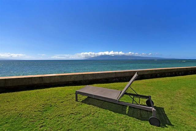 4435 Lower Honoapiilani Rd #250, Lahaina, HI 96761 (MLS #389415) :: Keller Williams Realty Maui