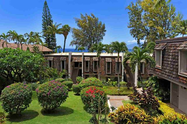 4007 Lower Honoapiilani Rd #112, Lahaina, HI 96761 (MLS #389419) :: Maui Estates Group
